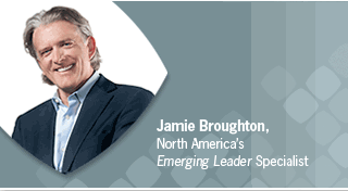 Jamie Broughton, North Americas Emerging Leader Specialist